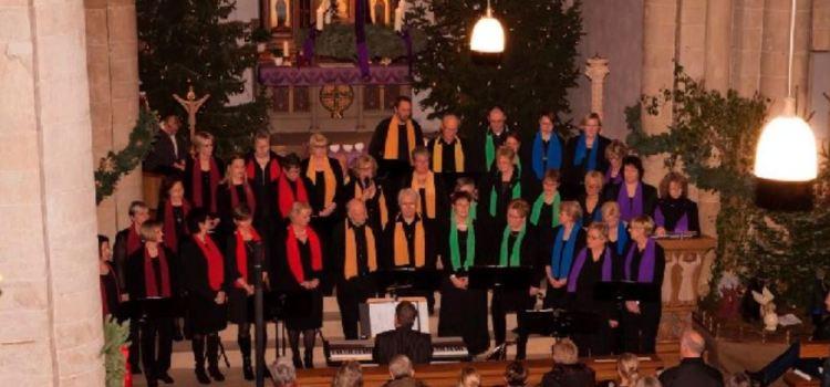 Der Gospeltrain Ahaus wünscht allen Sängerinnen und Sängern, ihren Familien, Freunden und Bekannten ein Frohes Weihnachtsfest und vor allem Gesundheit für das Jahr 2021.