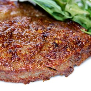 Texan Smoke Marinated Steak