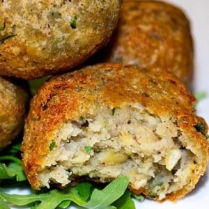 Beqaa Falafel Fritters
