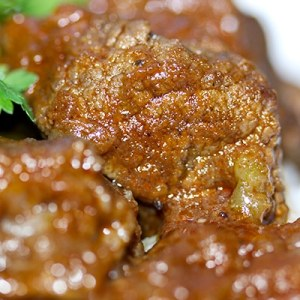 Shala Ethiopian Beef Wat