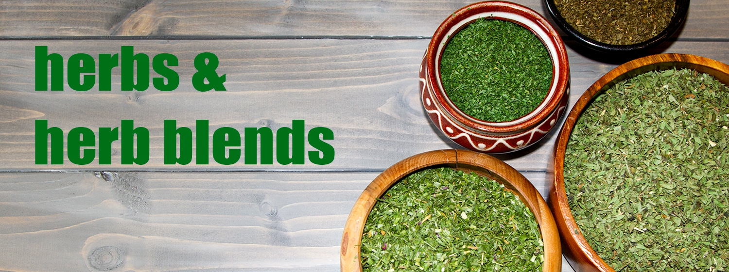 herbs and herb blends