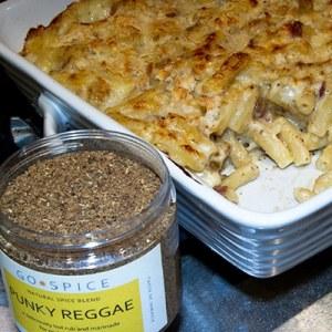 Punky Reggae Mac & Cheese