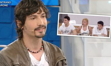 Pierdavide Carone ospite ad Amici parla di Emma e Stefano, e ricorda Lucio Dalla