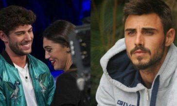 """Francesco Monte, serata con Ignazio Moser: """"Cecilia è rimasta in disparte"""""""