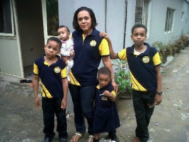 nollywood emeka ike children
