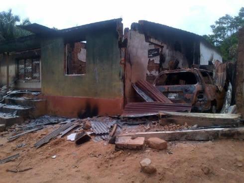 Fulani Herdsmen killing,