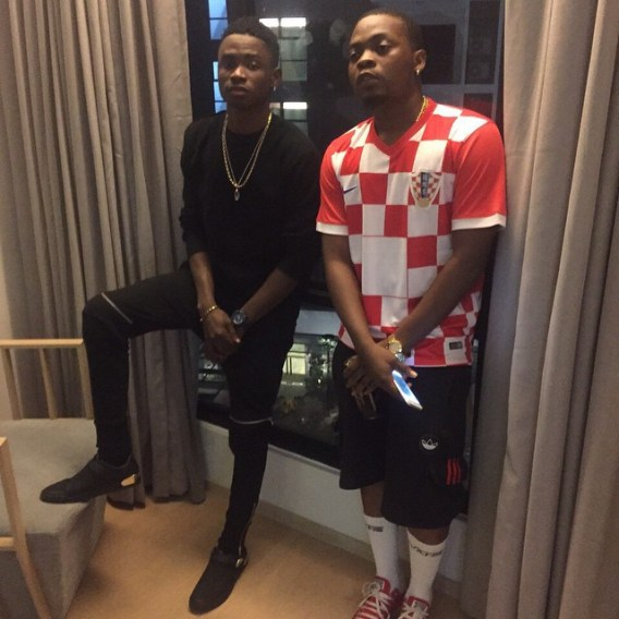 Finally Lil Kesh Launches New Record Label After Leaving YBNL, Olamide React