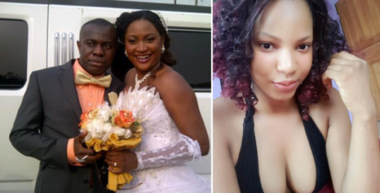 Photos: Popular Owerri Billionaire Dumps His Wife Nollywood Actress Uche Elendu For Young Beauty Queen Buys Her A ₦26M Car