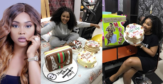 MERCY AIGBE RELEASES GORGEOUS PHOTOS AS SHE CELEBRATES HER 38 YEAR BIRTHDAY