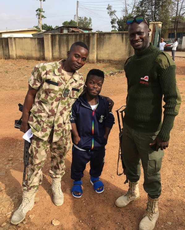 bless123 - NYSC Member Meets His Wife And Buys A Car At His PPA In Plateau State [Photos]