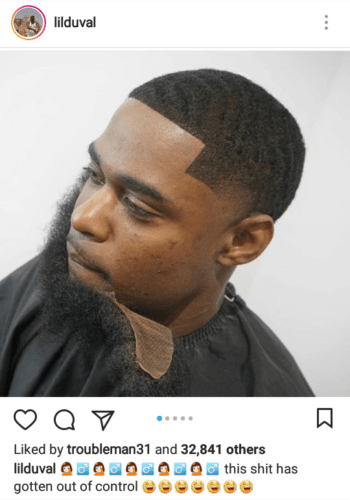 fbeard2 350x500 - Beardless Men Are Now Fixing Artificial Beards Just So They Can Form Beard Gang