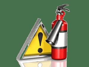 Certificado Gost R contra incendios
