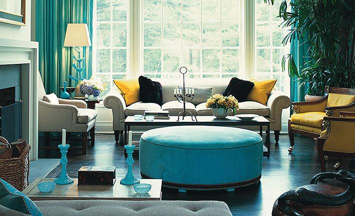 Jamie Drake Interior Design