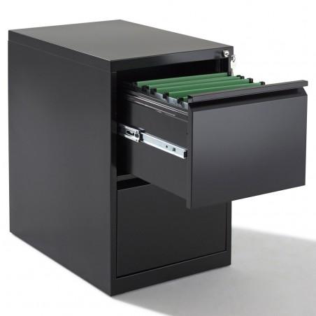 meuble pour dossiers suspendus 2 tiroirs