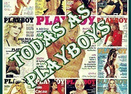 Todas as playboy de 2013