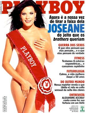 Joseane Oliveira Nua Playboy