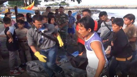 Terapi Berendam di Laut, Penderita Stroke Tewas di Pantai Padang