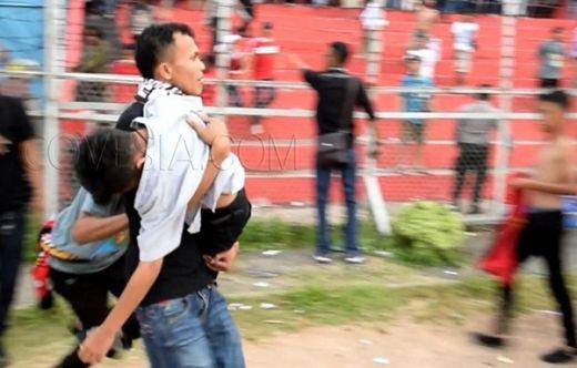 Gara-gara Ulah Suporter, Semen Padang FC Kena Denda Rp10 Juta