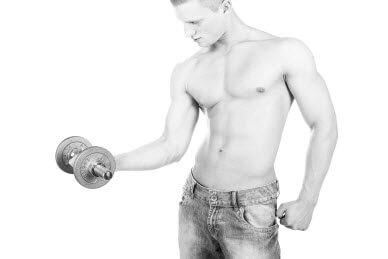 Übungsroutine zum Abnehmen zu Hause Männer