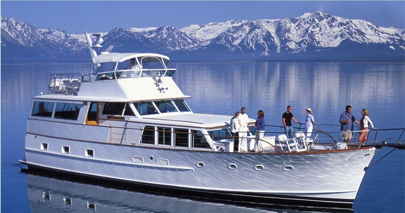 Tahoe Bleu Wave Cruises Go Tahoe North