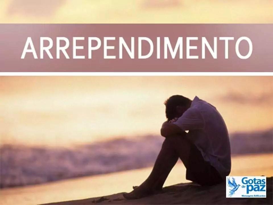 ARREPENDIMENTO