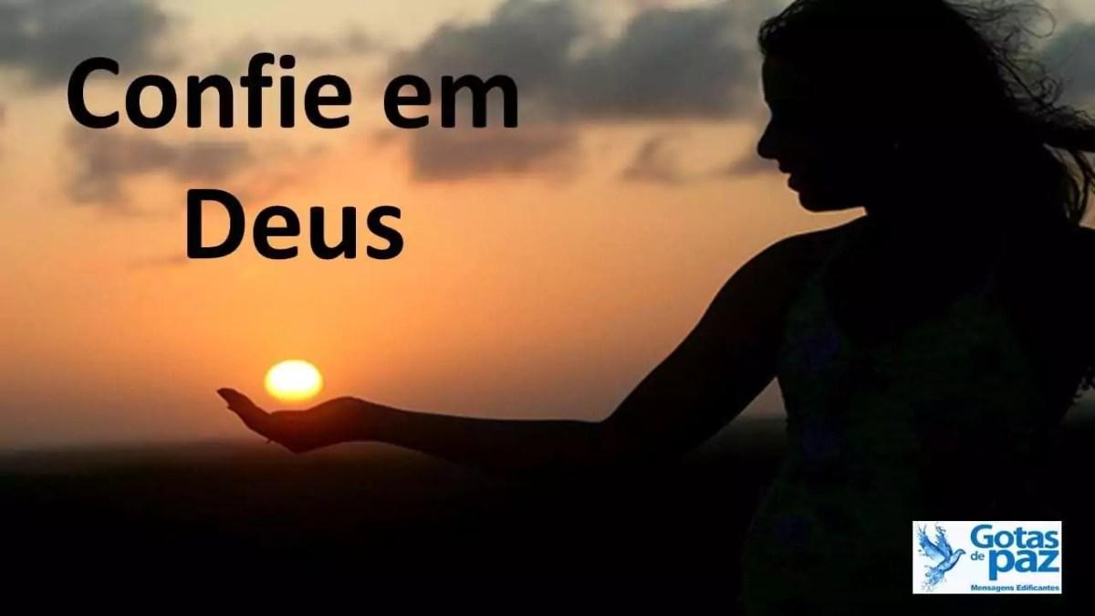 Confie em Deus