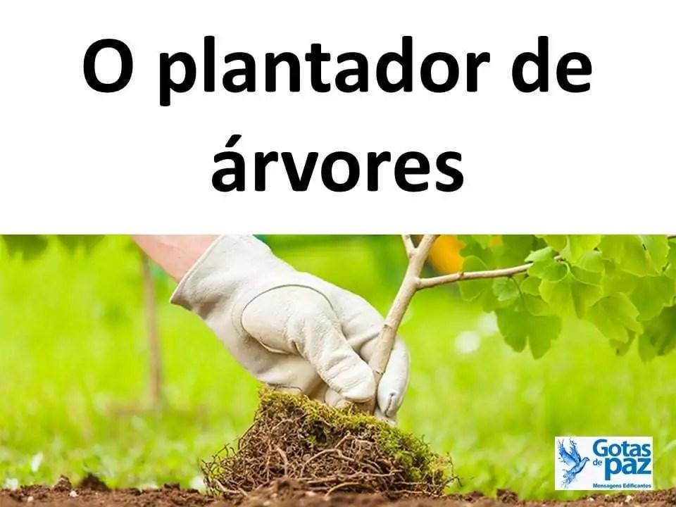 O plantador de árvores