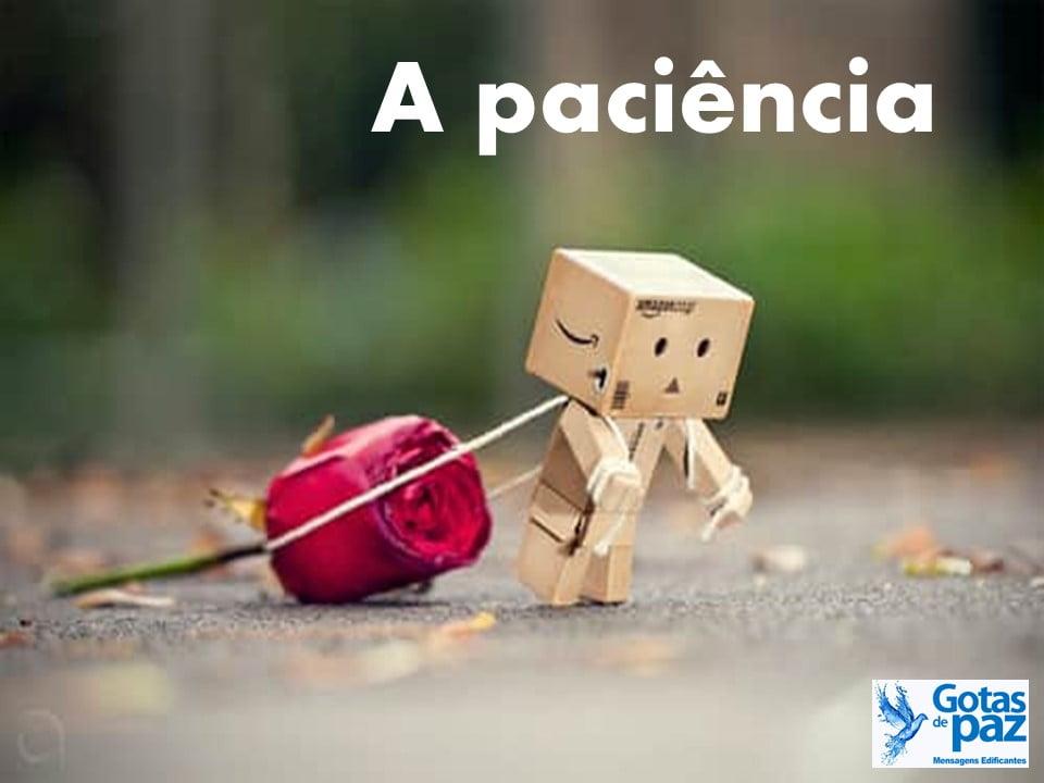 A paciência