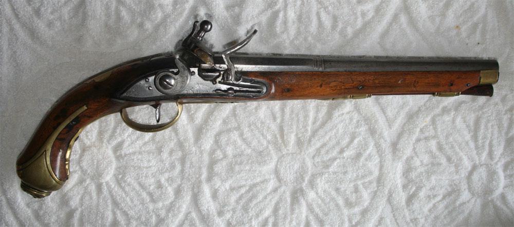 Original Antique Flint Lock Guns For Sale Pistols