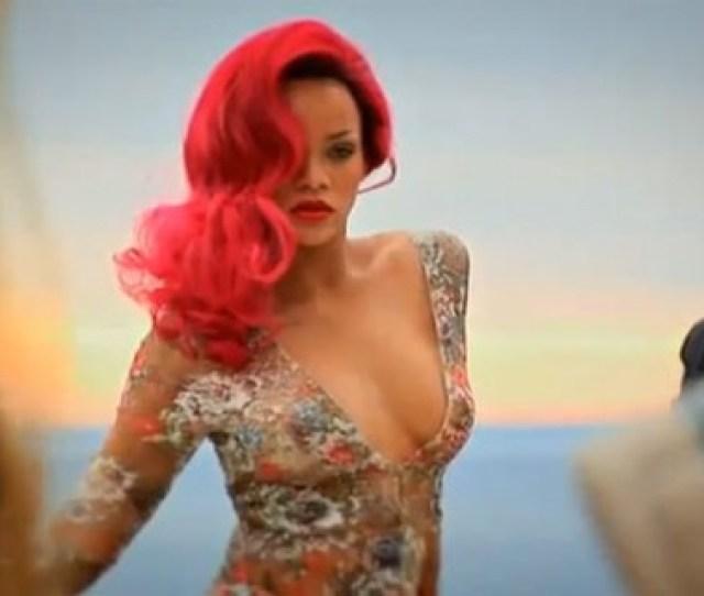 Rihanna Vogue Video