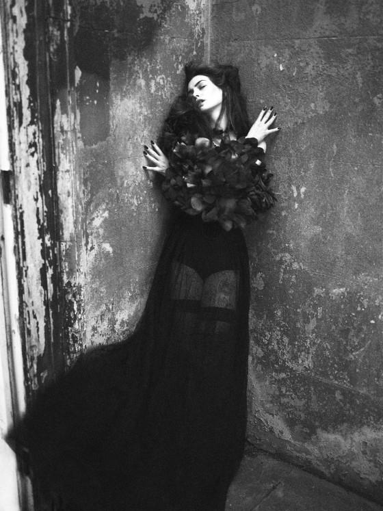 Anne Hathaway – Interview Magazine – September 2011