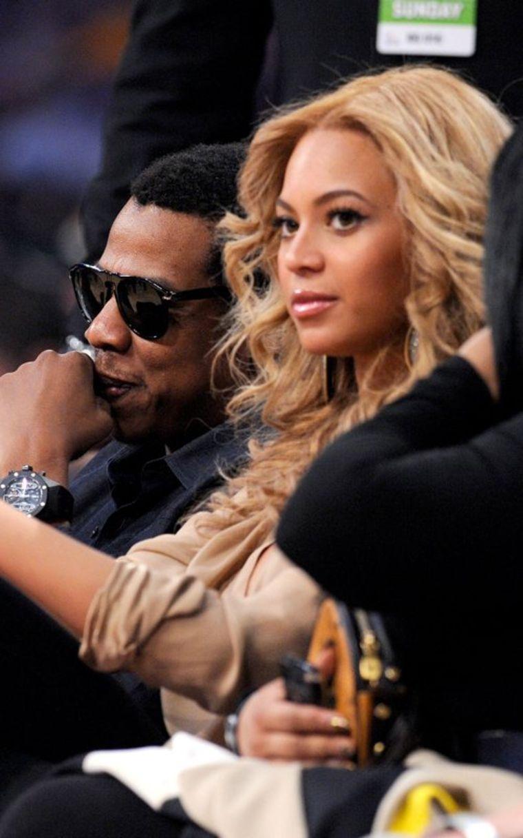 Beyonce Knowles 2011 Nba All Star Game 04 GotCeleb