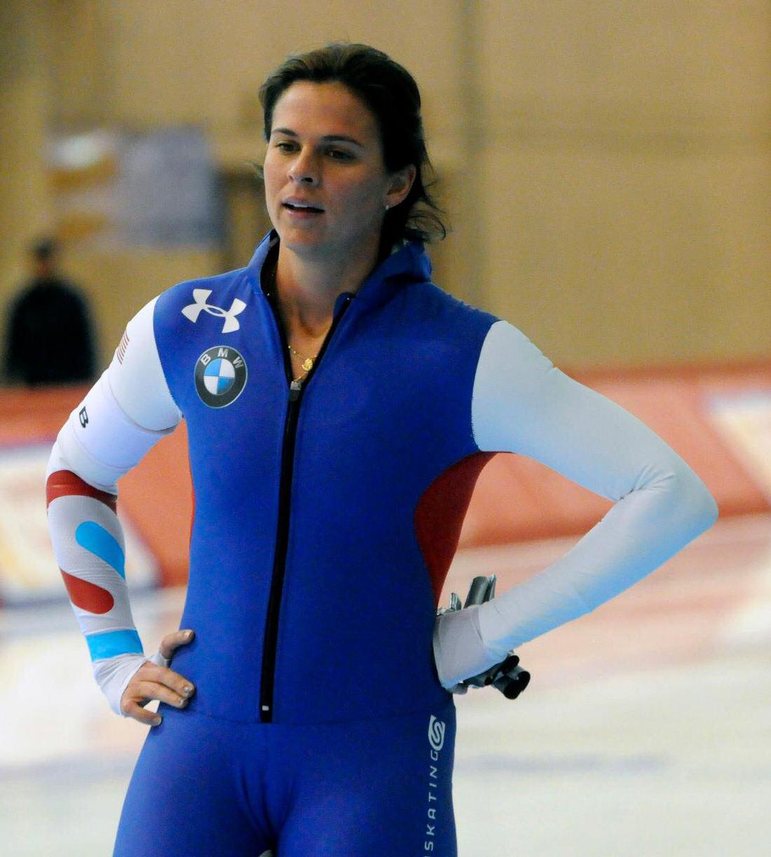 Brittany Bowe Sochi Speedskater 10