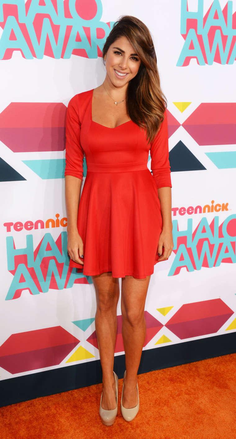 Daniella Monet 2013 HALO Awards 03 GotCeleb