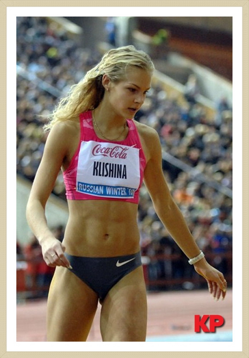 gallery images and information darya klishina