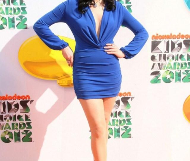 Gillieslegs Elizabeth Gillies  Kids Choice Awards  Gotceleb