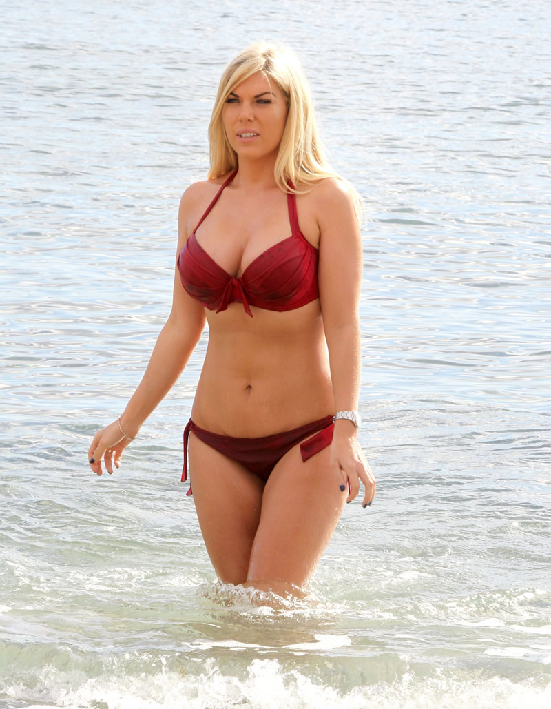 Frankie Essex In Bikini 24 GotCeleb