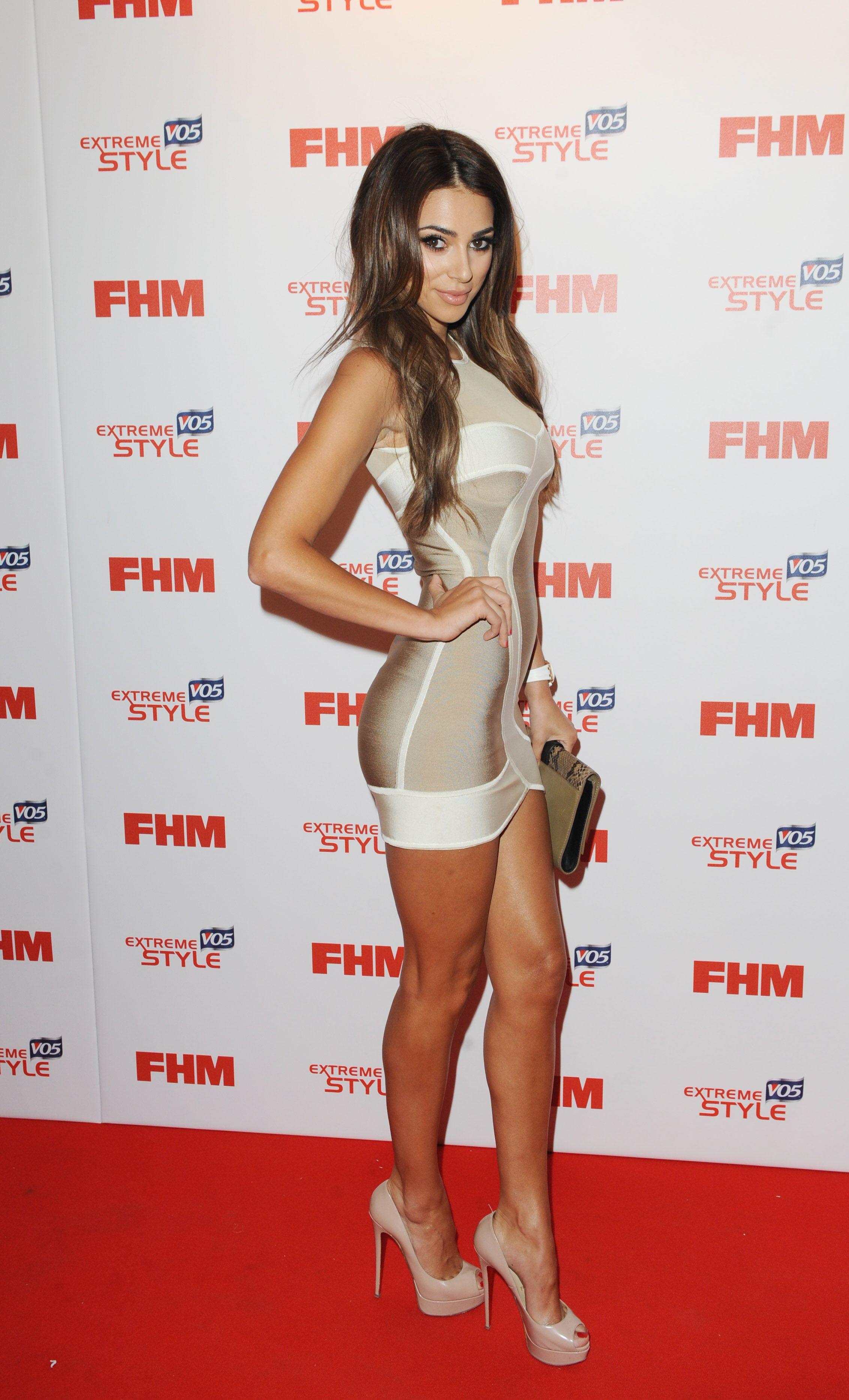 Georgia Salpa 2013 FHM 100 Sexiest Women In The World