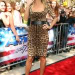 Jessica Alba Heidi Klum - Americas Got Talent in San Antonio 2013-06 ...