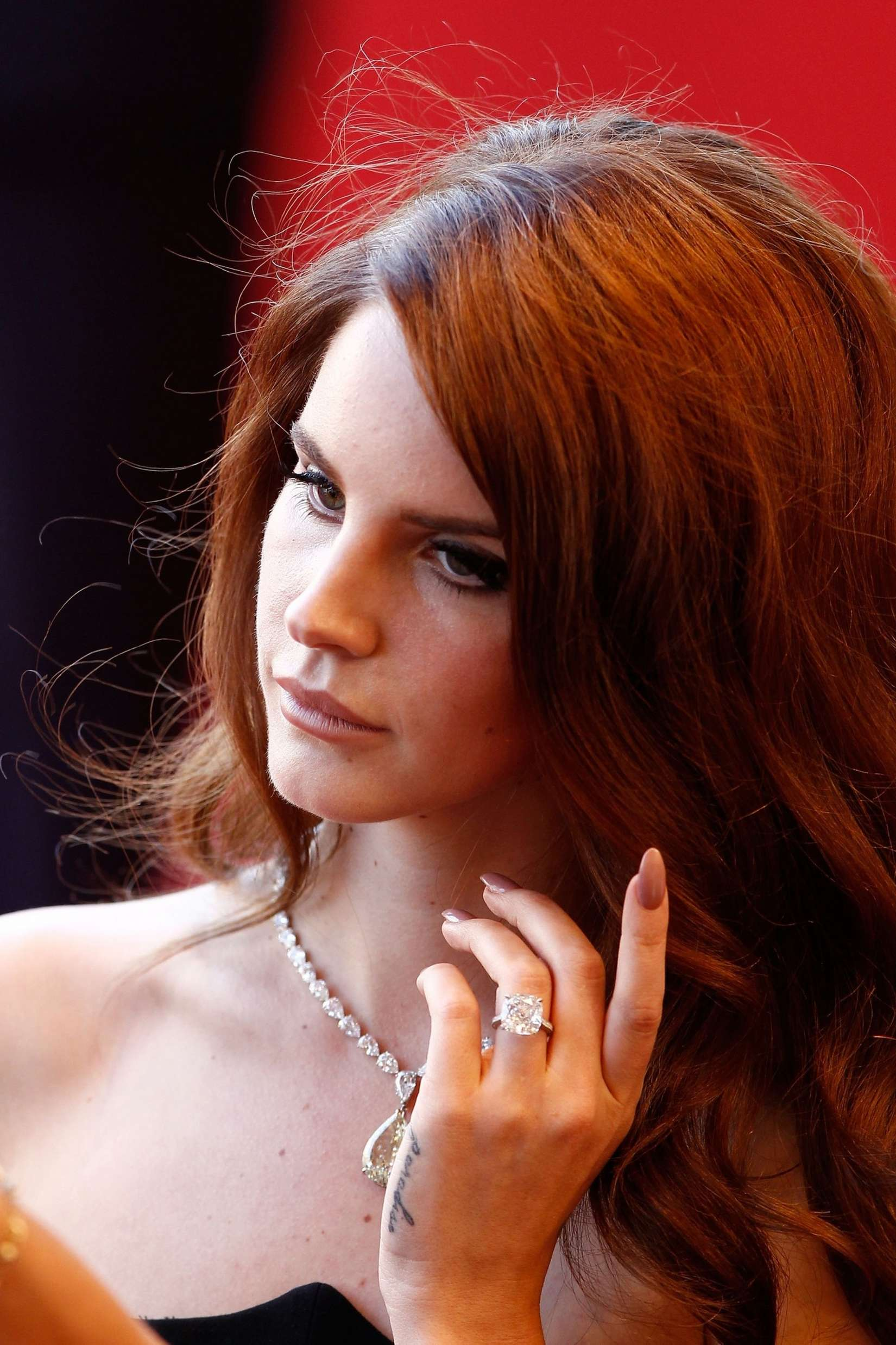 Lana Del Rey 2012 Cannes Film Festival Opening Ceremony