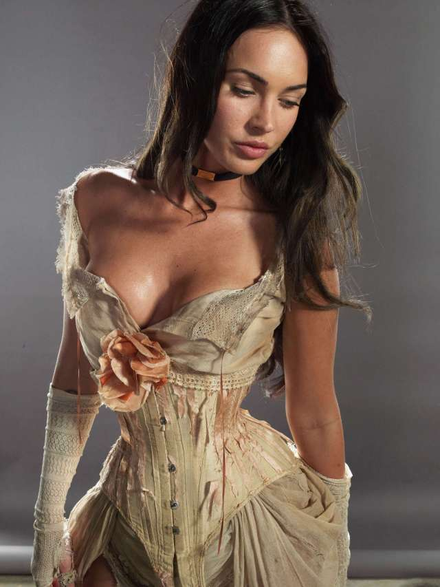 Payudara Seksi Megan Fox