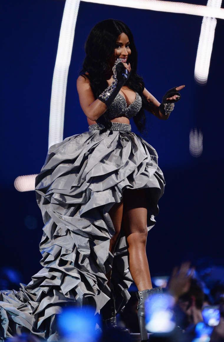 Nicki Minaj Mtv Ema 2014 04 Gotceleb