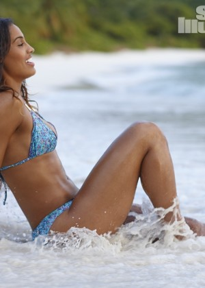 Skylar Diggins SI Swimsuit Issue 2014 GotCeleb