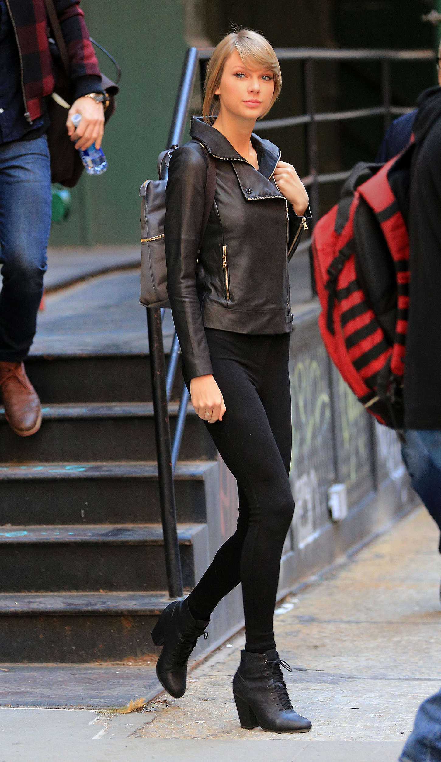 Taylor Swift Out In Nyc Gotceleb