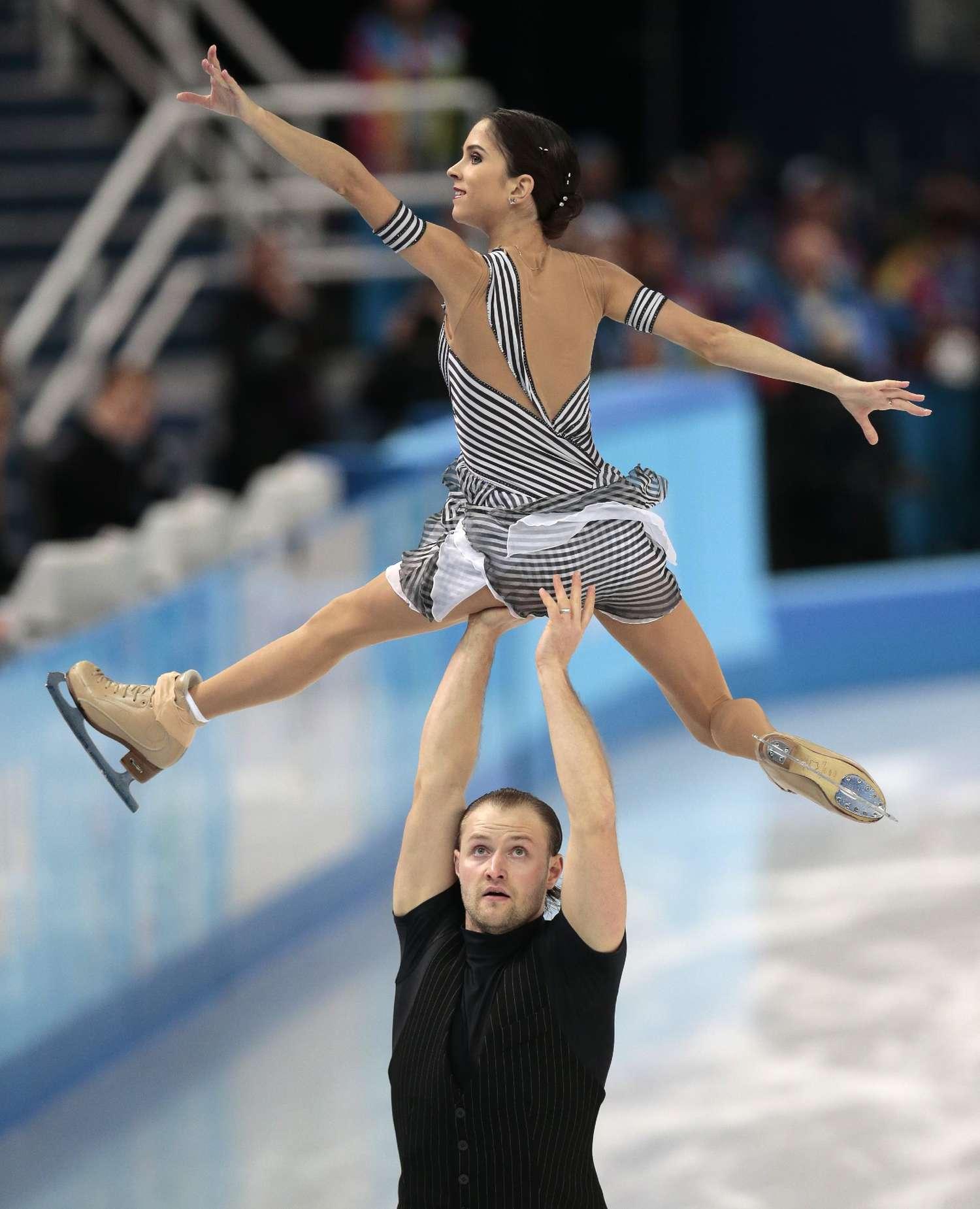 Vera Bazarova Sochi Pairs Short Program 01 Gotceleb
