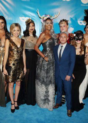Ahna OReilly UNICEF Masquerade Ball 2017 In Los Angeles