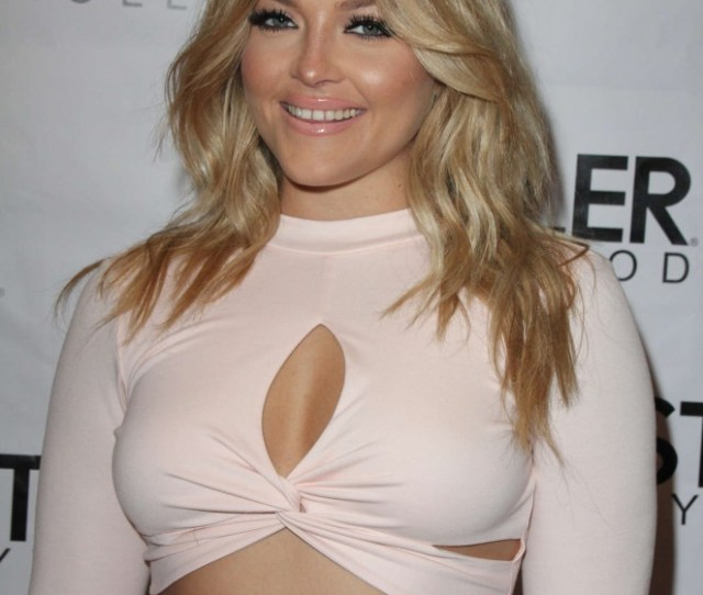 Alexis Texas Opening Of The New Hustler In Hollywood