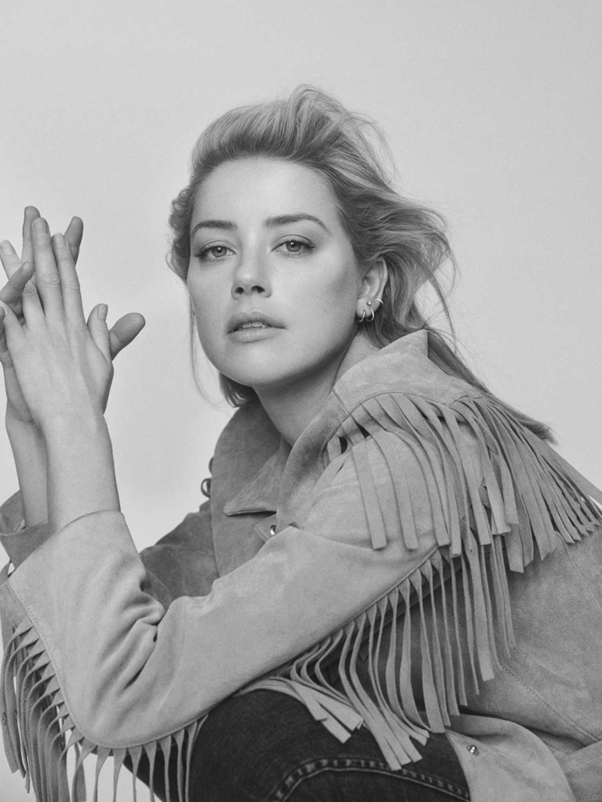Amber Heard – The Edit by Net-A-Porter Magazine (November 2018)