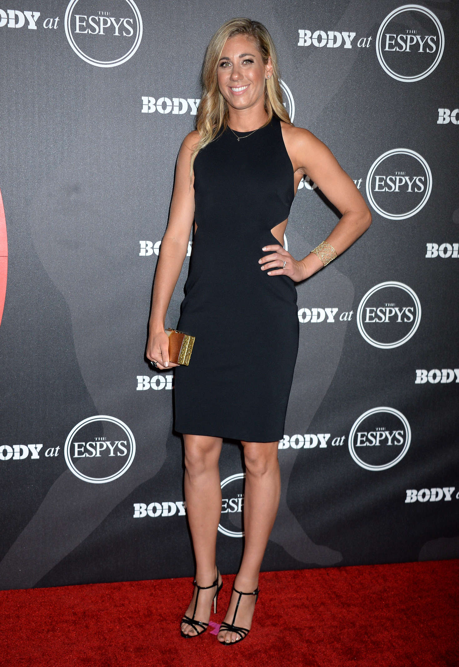 April Ross BODY At The ESPYs Pre Party 2016 In Los Angeles