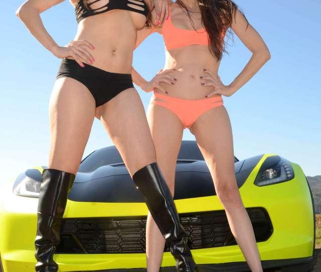 Erika Jordan And Alicia Arden Bikini Photoshoot 2017 05